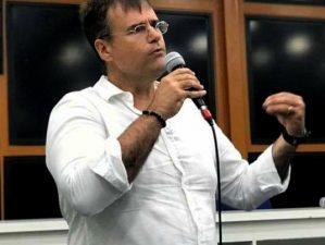 Prof. Dr. Frederico Augusto Garcia Fernandes Presidente da Anpoll (2018 – 2020)