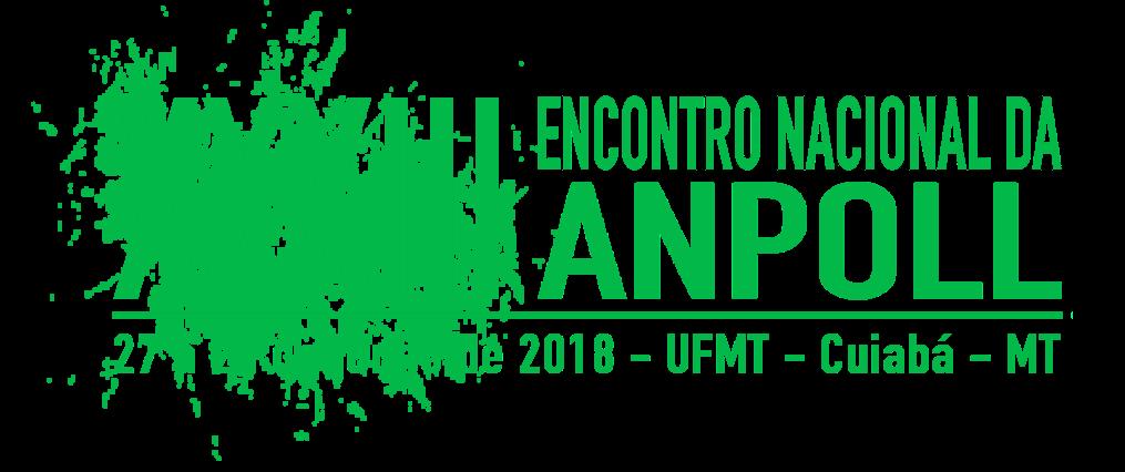 XXXIII Encontro Nacional da ANPOLL – 2018